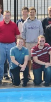 Seminarians At The Lake 2018 - 07